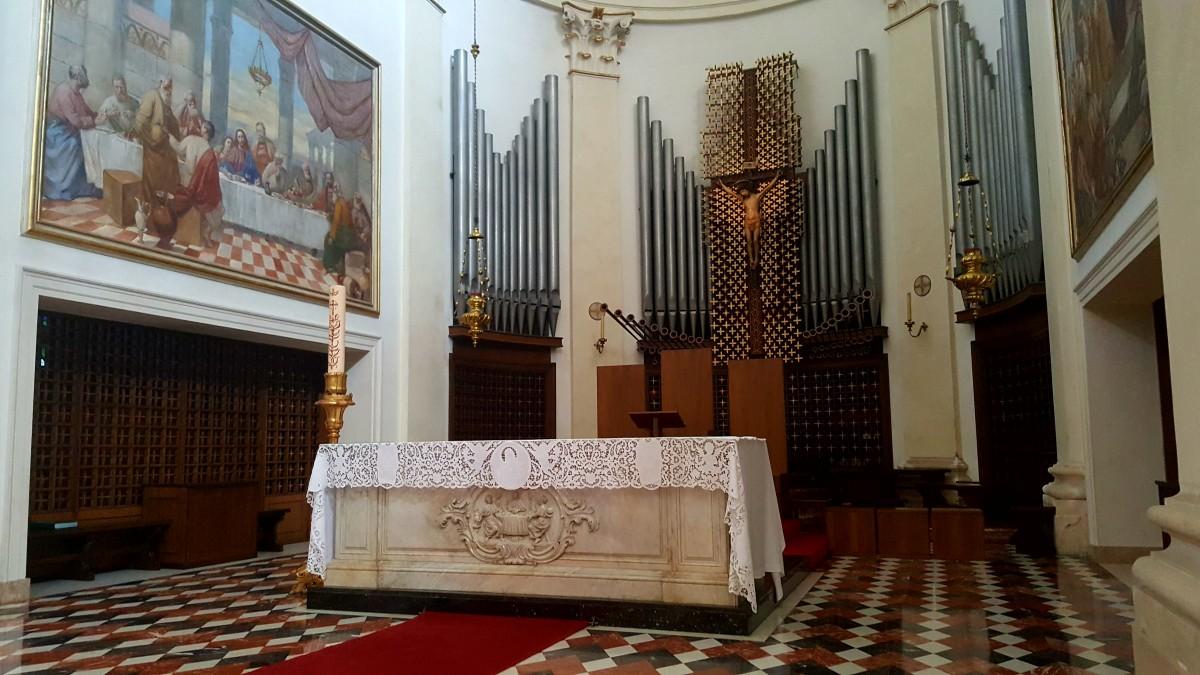 церковь абано терме сан лоренцо дуомо