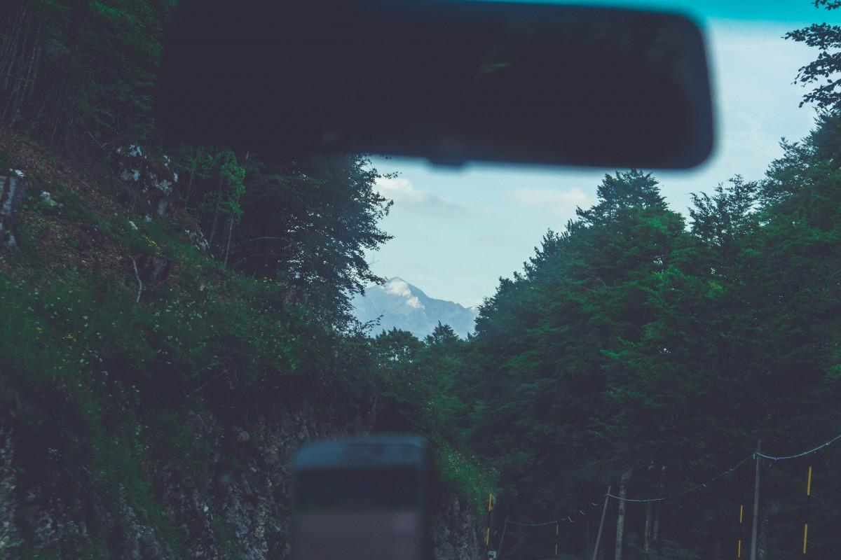 Тревизо альпийские вершины