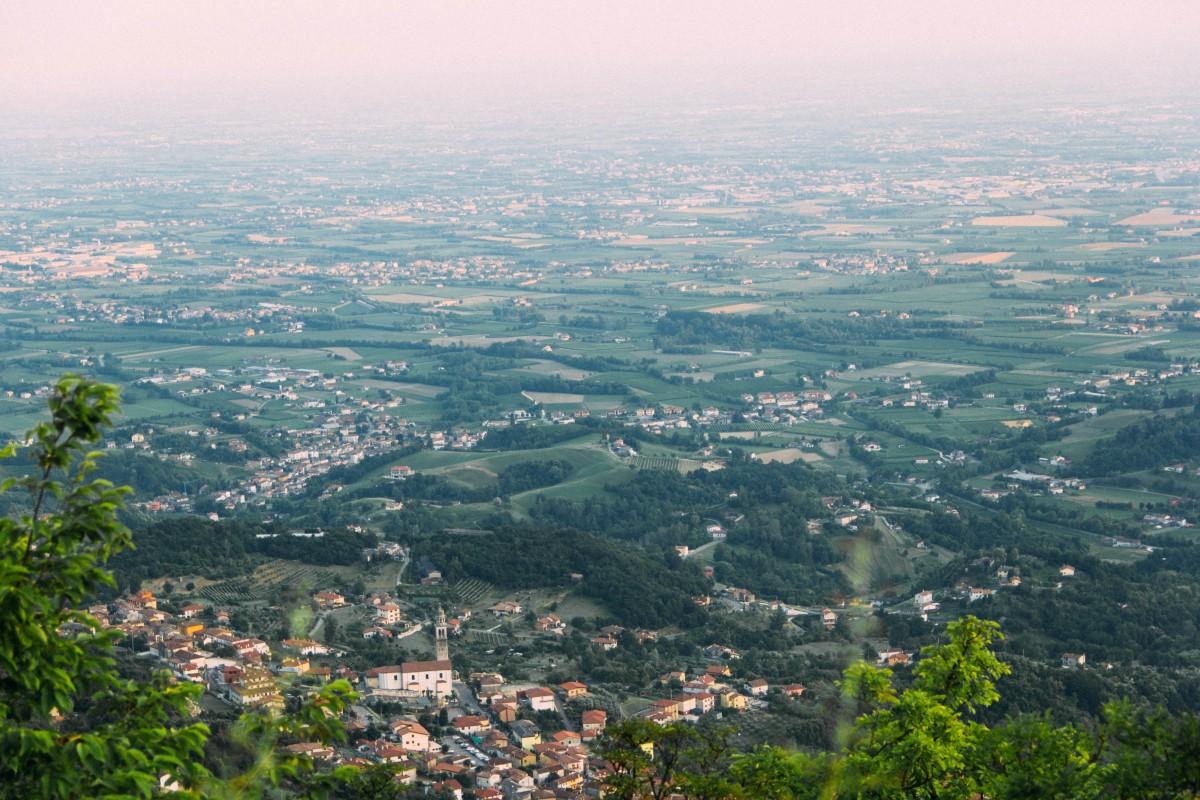 Панорама провинции Тревизо