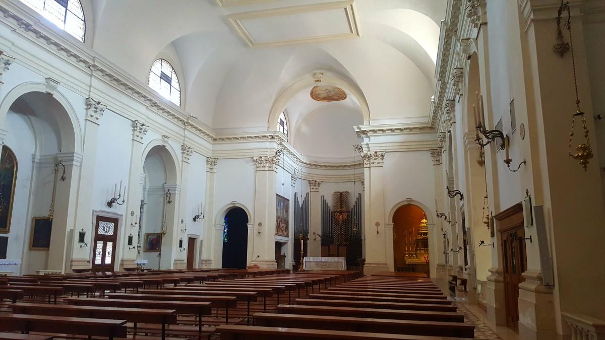 церковь абано терме сан лоренцо