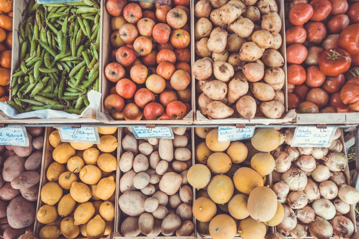Продуктовый рынок Абано Терме