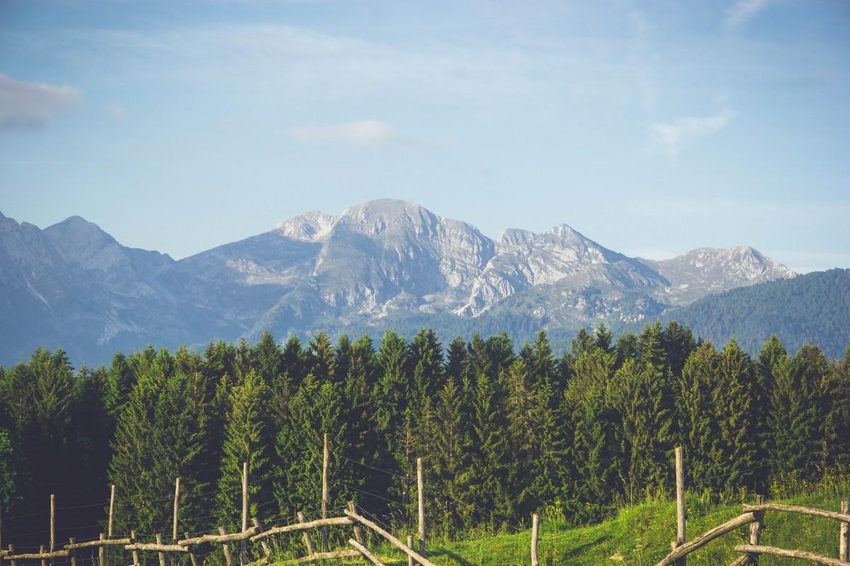 Тревизо альпы плато