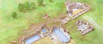 раскопки абано