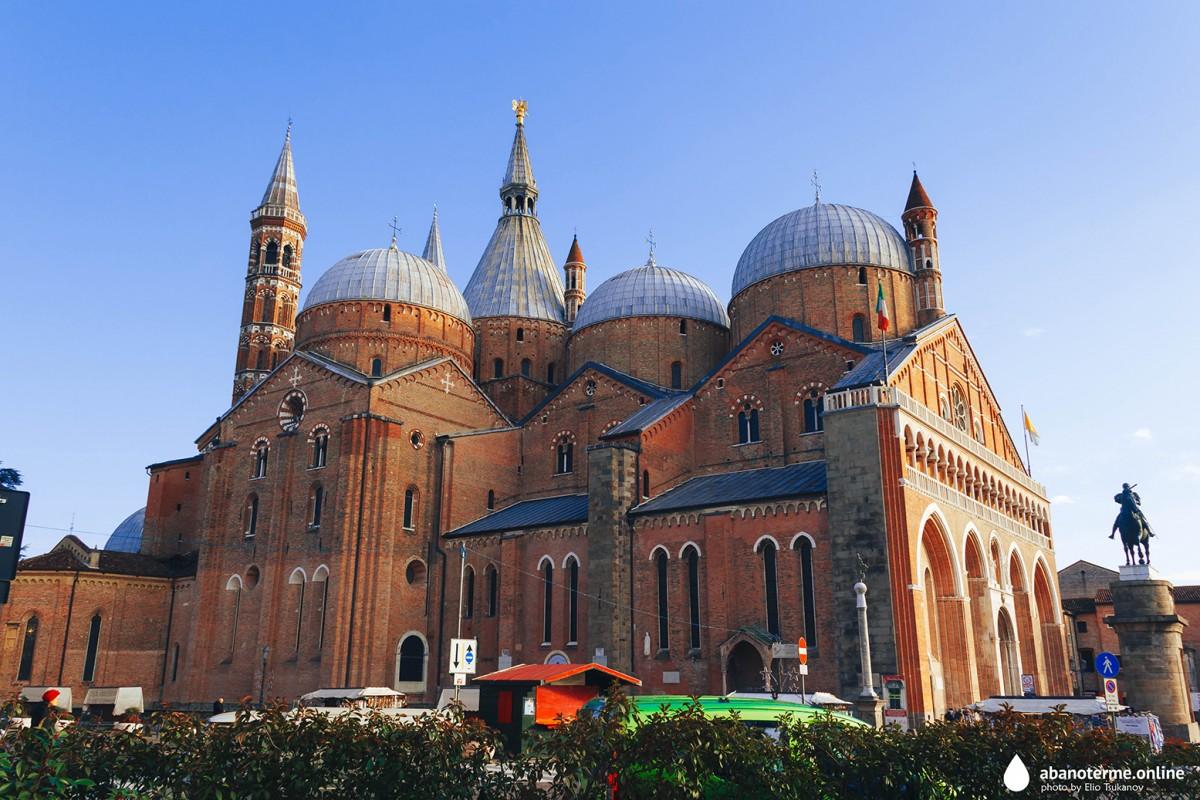 собор святого антония падуя