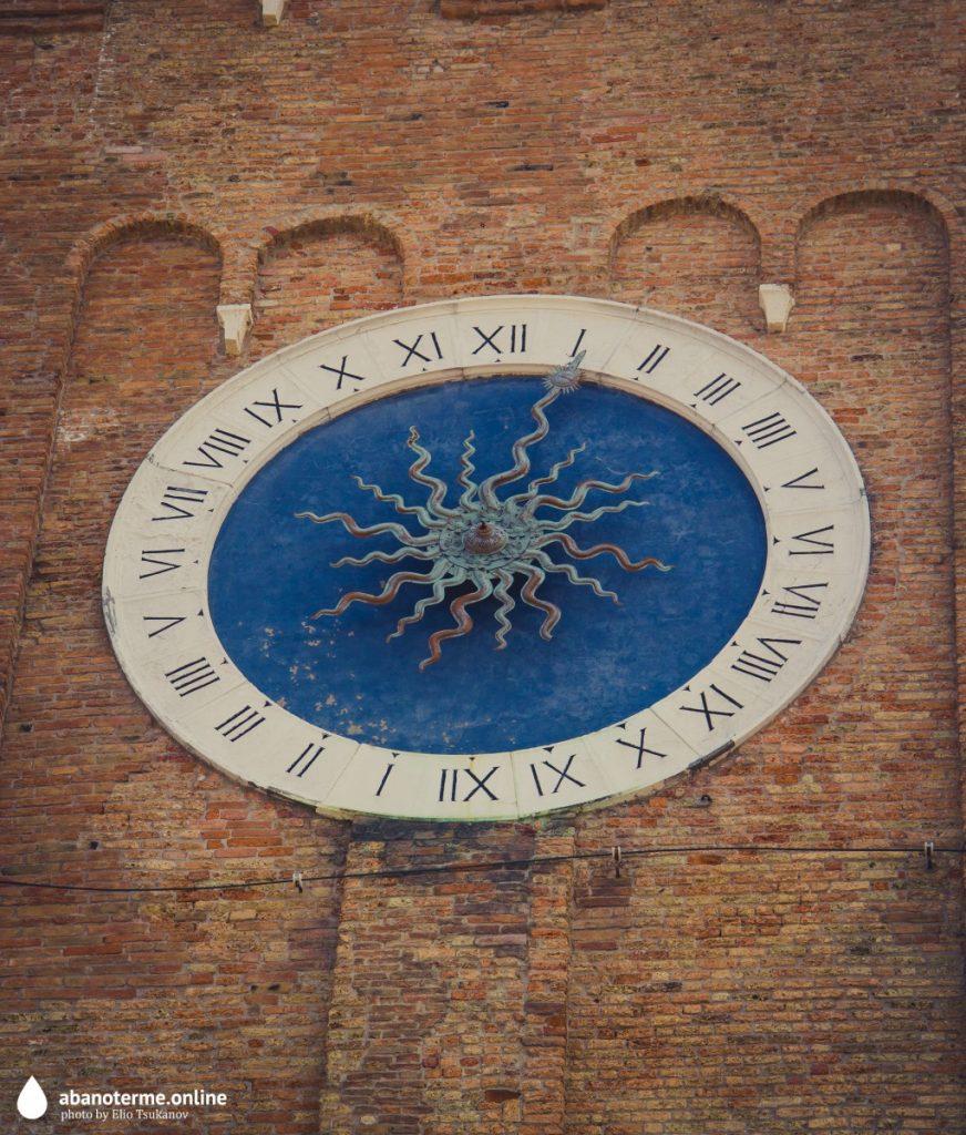 кьоджа италия достопримечательности часы сант-андреа