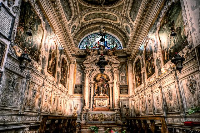 Кьоджа Италия Достопримечательности Собор Кьоджа Санта Мария Ассунта