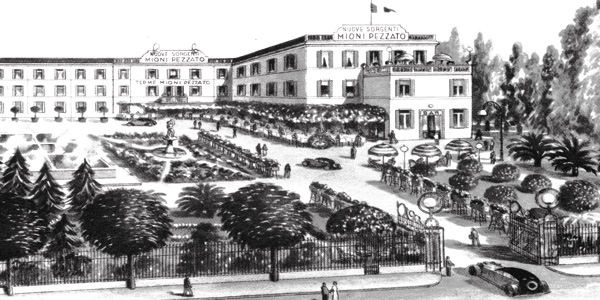 Абано Терме отель Миони Пезато Пеццато