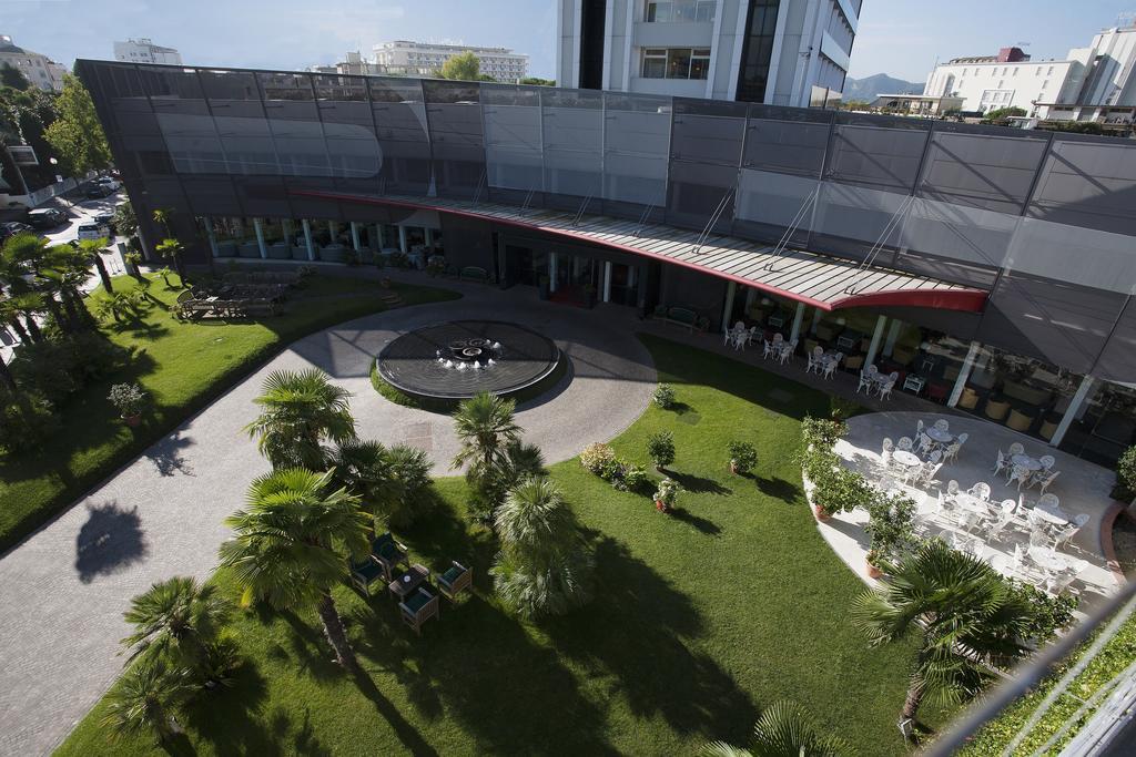 Абано Терме отель Панорамик Плаза