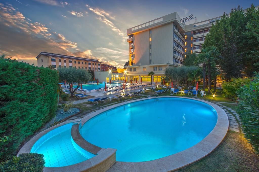 Отель Савойя Терме СПА в Абано Терме