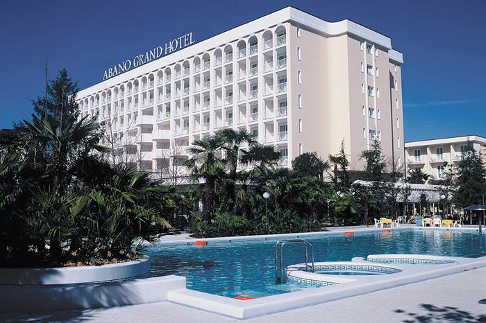 Гранд отель Абано Терме