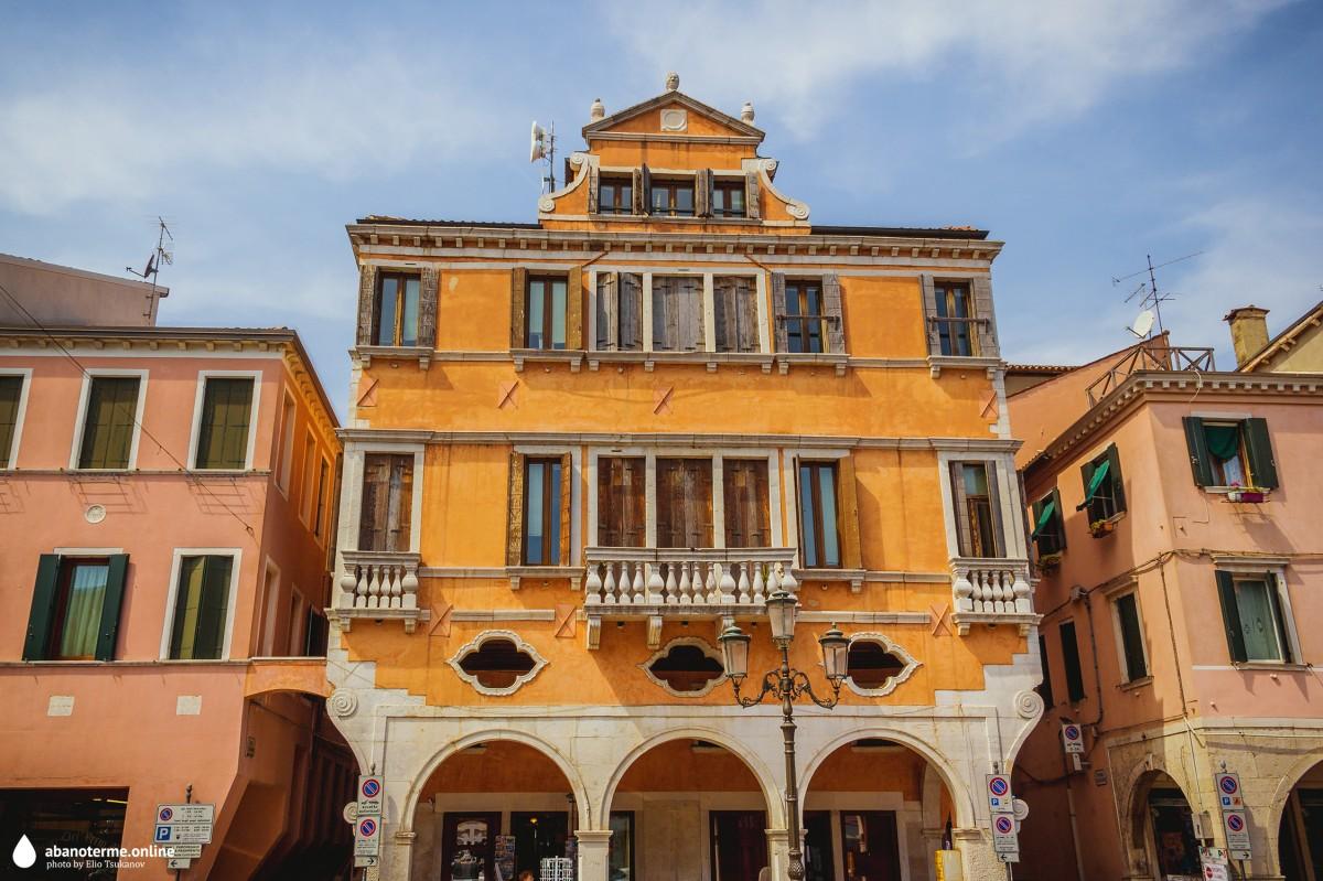 Кьоджа Италия Архитектура