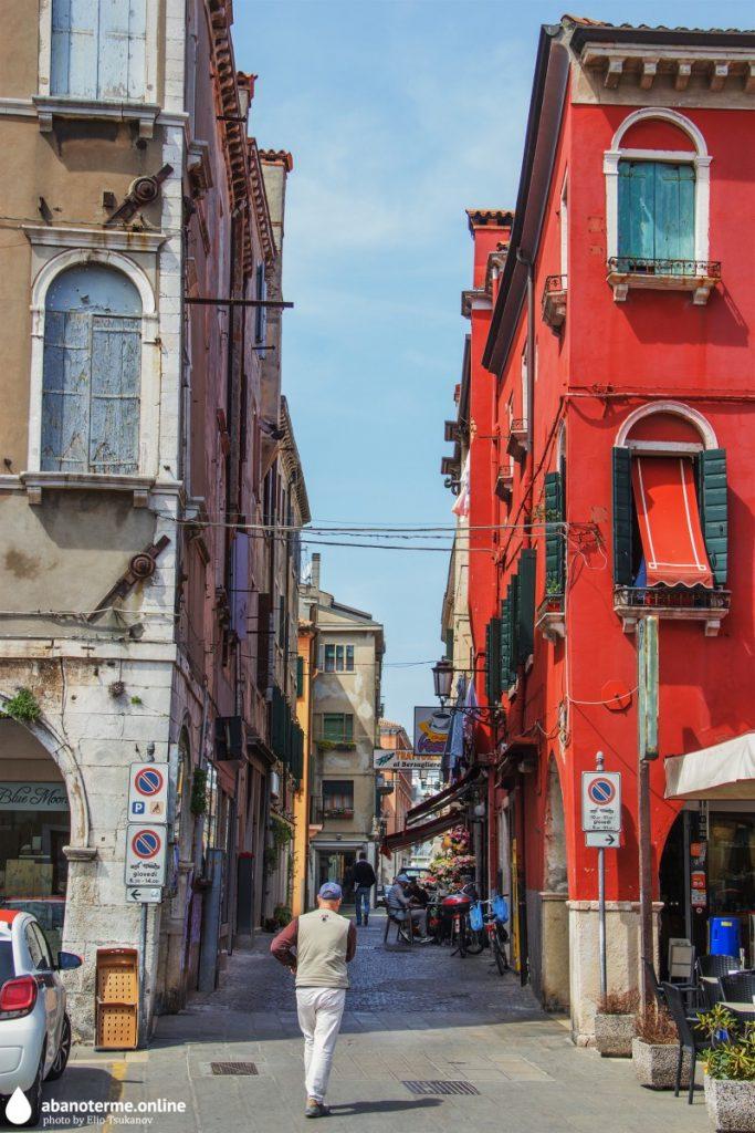 Кьоджа Италия Достопримечательности