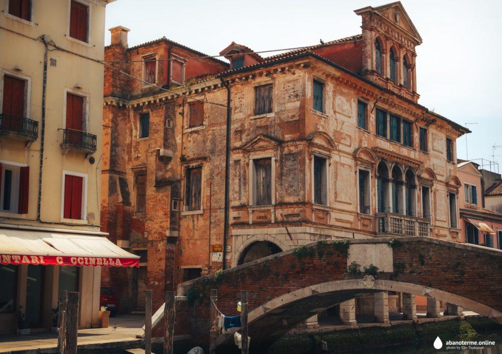 Кьоджа Италия Достопримечательности Дворец Лизатти