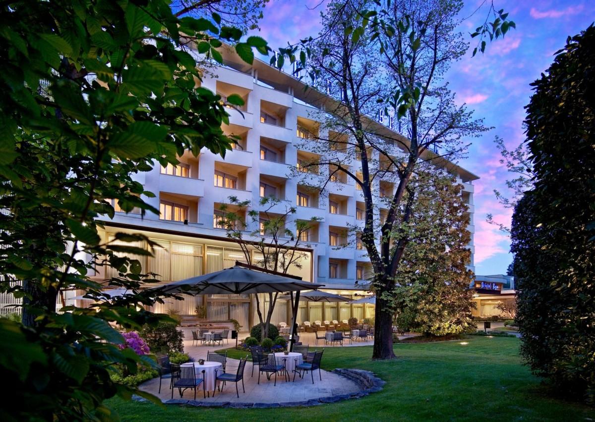отель Бристоль Буя в Абано Терме, Италия