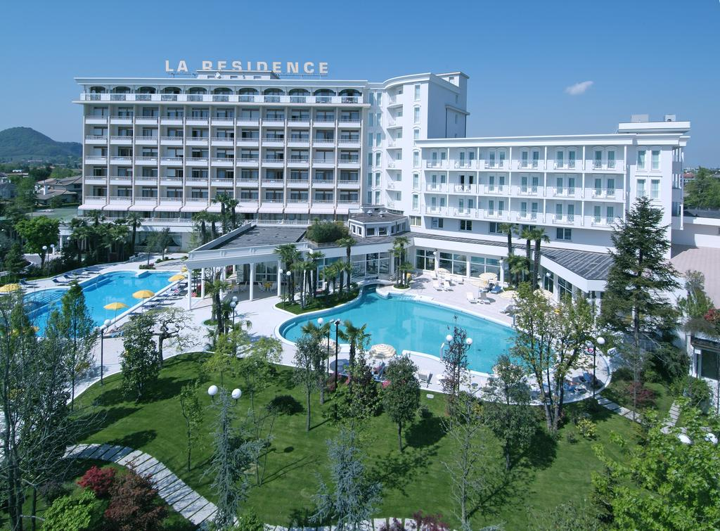 Отель Ла Резиденс Идрокинезис 4* в Абано Терме, Италия