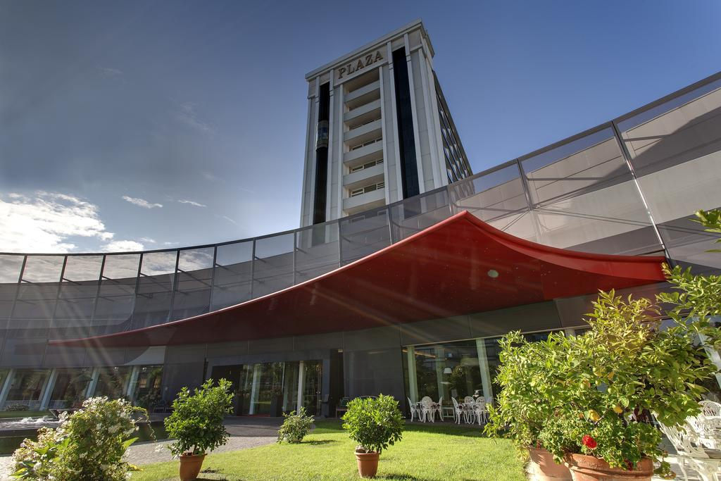 Отель Панорамик Плаза в Абано Терме, Италия