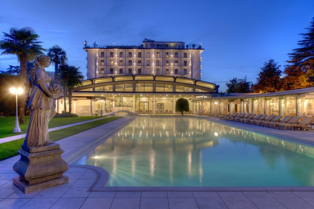 отель Президент Терме 5 звёзд в Абано Терме, Италия