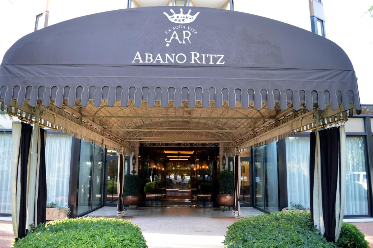 отель Абано Ритц Терме в Абано Терме, Италия