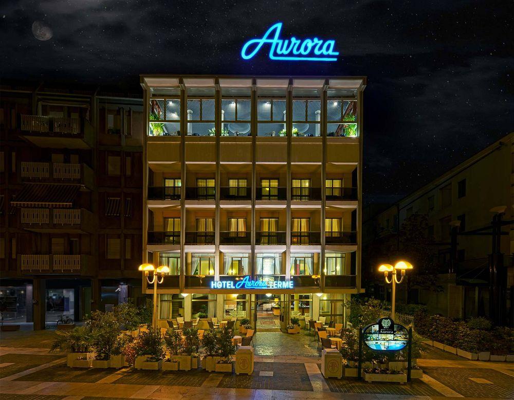 Отель Аврора в Абано Терме