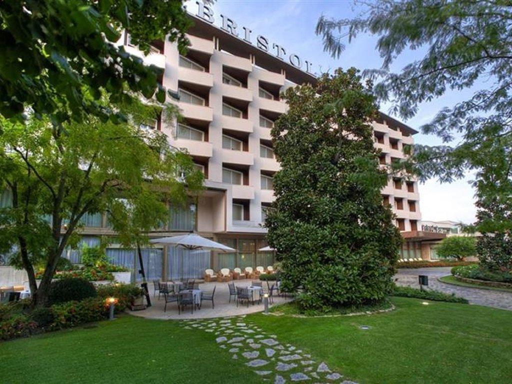 Отель Бристоль Буя в Абано Терме