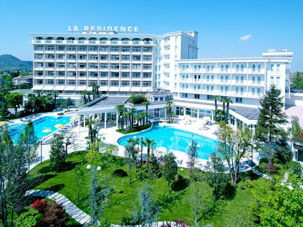 Отель Ла Резиденс в Абано Терме
