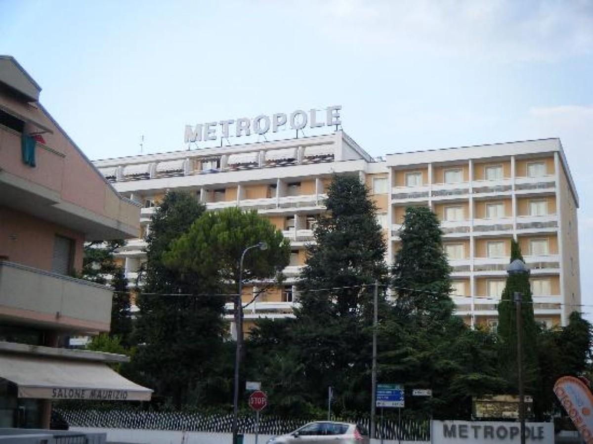 Отель Метрополь Абано Терме