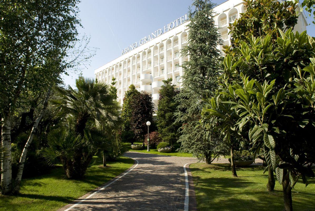 Абано Гранд Отель 5 в Абано Терме, Италия