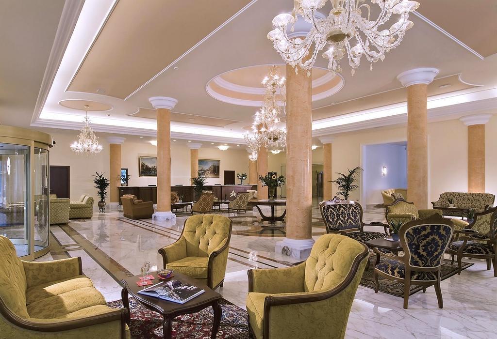 Отель Аль Альба Абано Терме