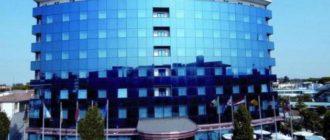 Отель Александр Пэлэс в Абано Терме