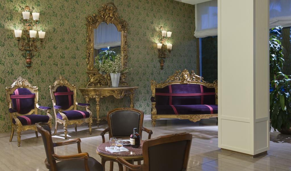 Отель Аристон Молино в Абано Терме