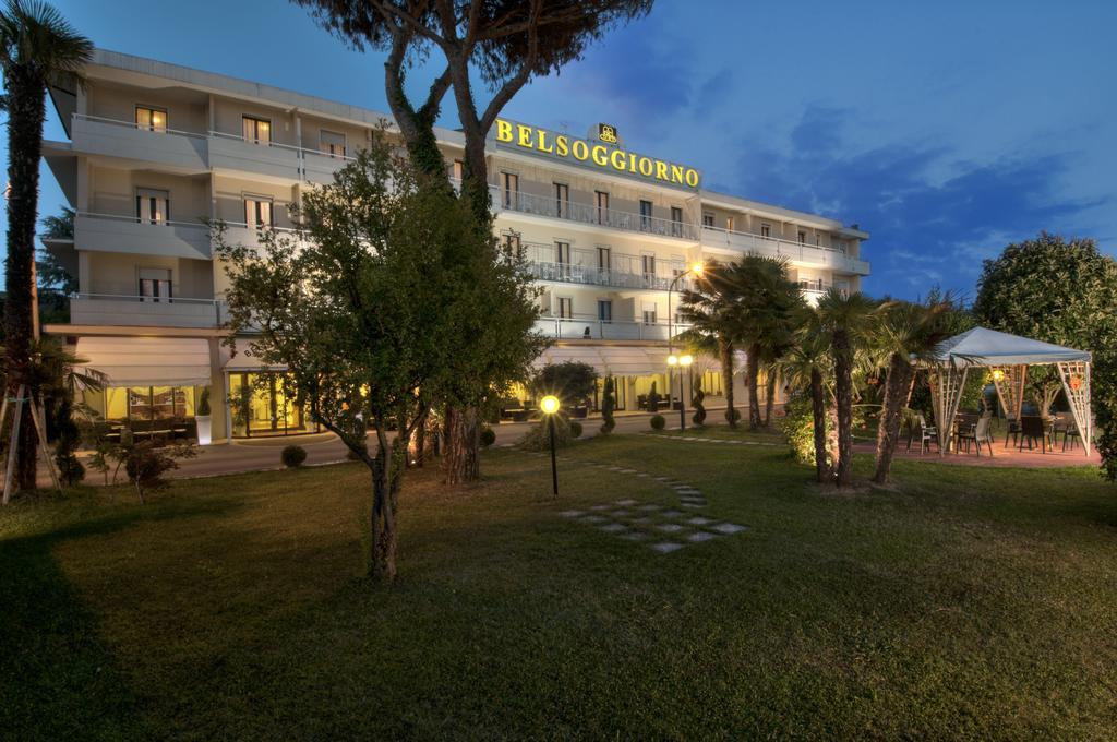 Отель Бельсоджорно в Абано Терме