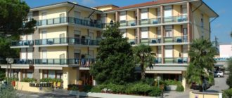 Отель Доломити в Абано Терме
