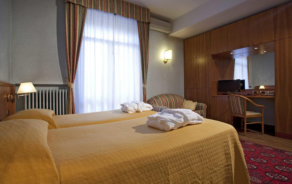 Отель Харрис Гарден в Абано Терме