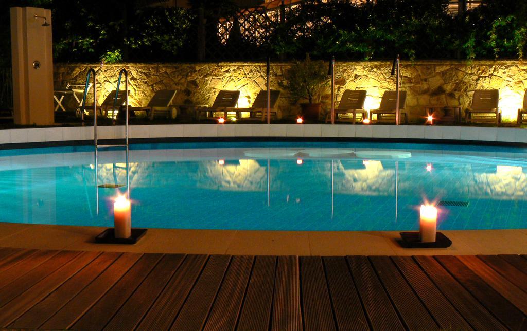 Отель Иджеа Свисс в Абано Терме