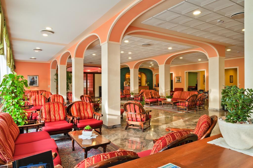 Отель Колумбия в Абано Терме