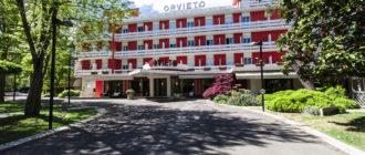 Отель Орвието в Абано Терме