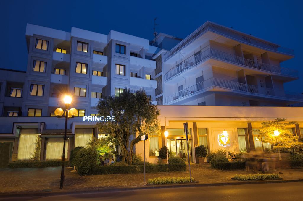 Отель Принчипе в Абано Терме