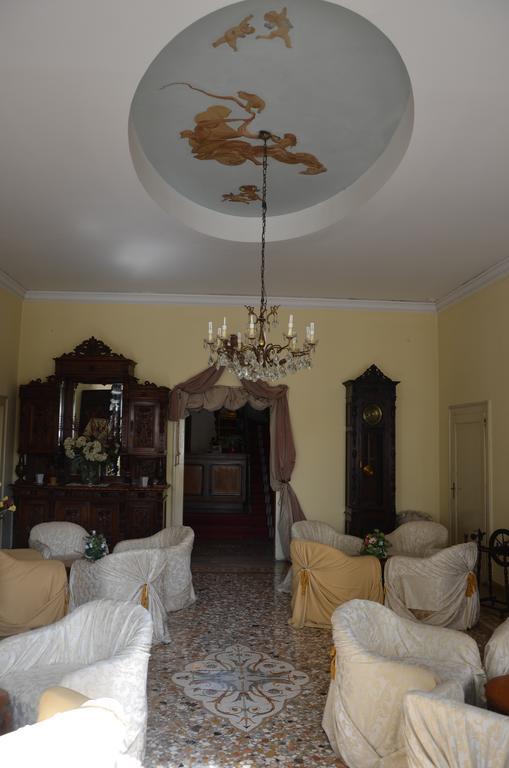 Отель Реджина Вилла Адель в Абано