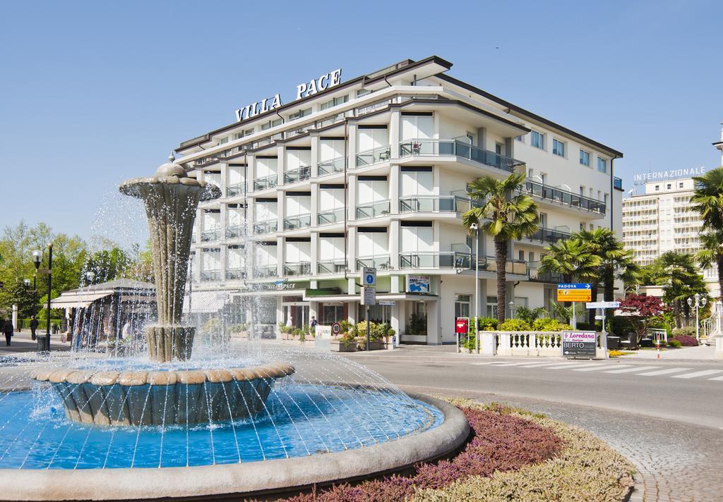 Отель Вилла Паче в Абано Терме