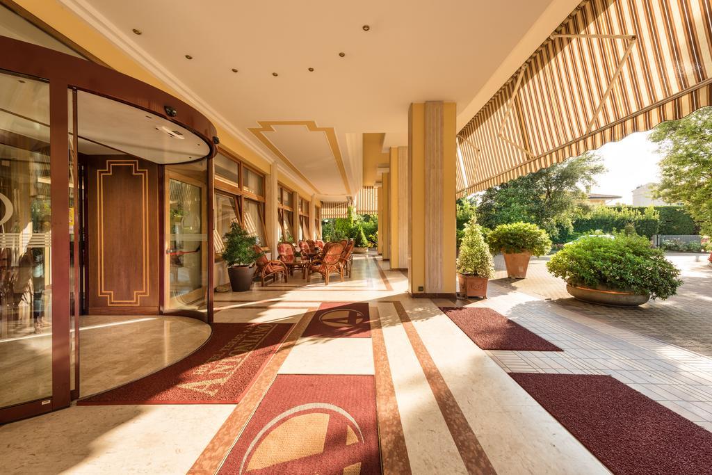 Отель Антониано в Монтегротто Терме