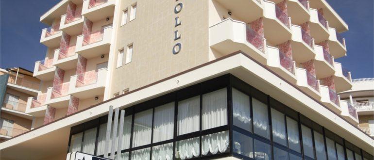 Отель Аполло в Монтегротто Терме