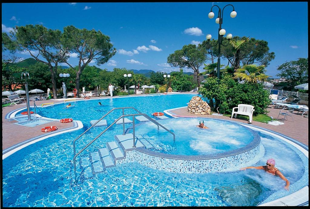 Hotel Terme Augustus in Montegrotto Terme