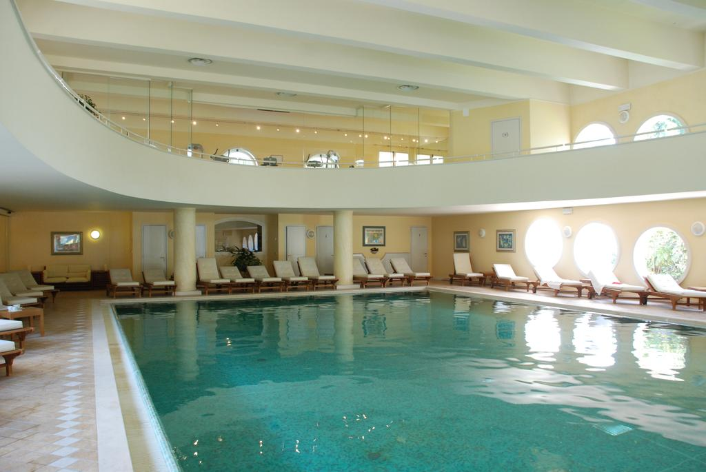 Отель Эрмитаж Бел Эир в Абано Терме