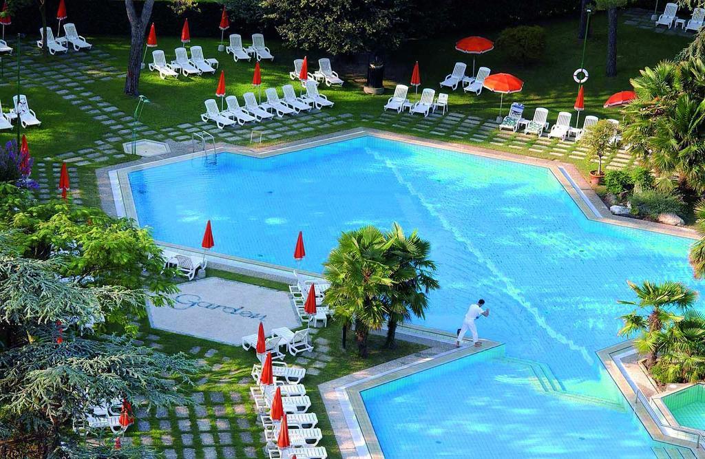 Отель Гарден в Монтегротто Терме