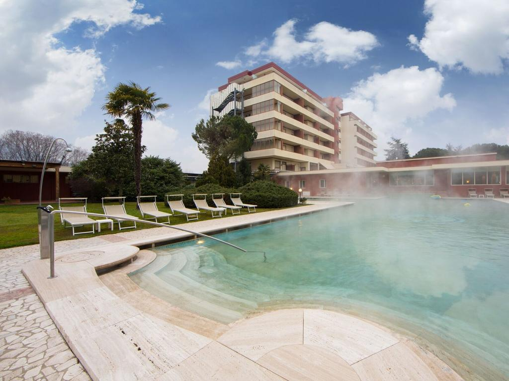 Hotel Imperial Baths in Montegrotto Terme