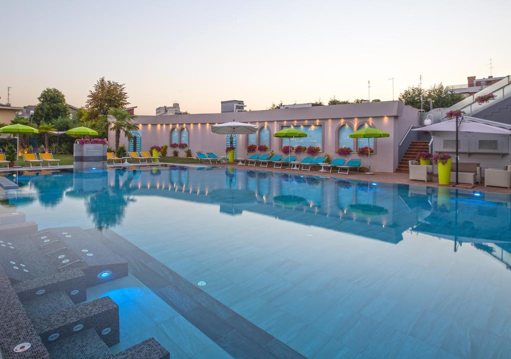 Отель Кристофоро в Абано Терме