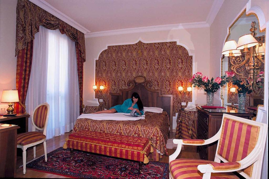 Отель Квизизана в Абано Терме Италия