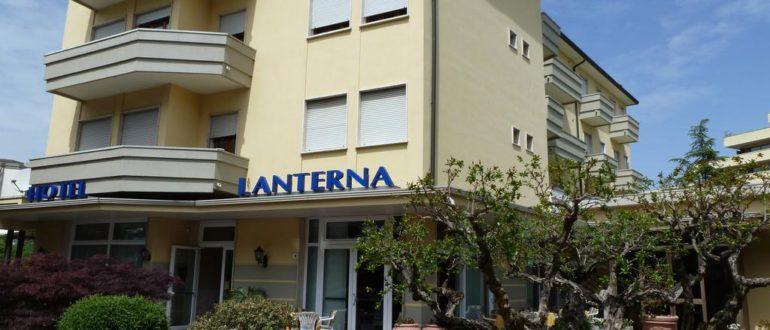 Отель Лантерна в Абано Терме