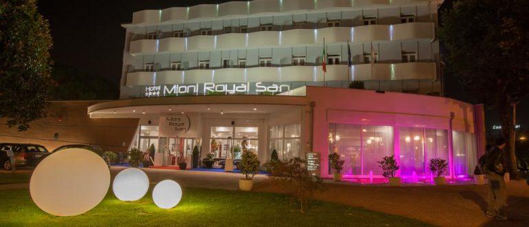 Отелю Миони Ройял Сан в Монтегротто Терме