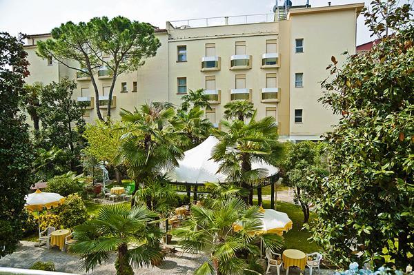 Отель Ризорта в Абано Терме